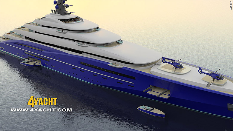 Palmetto Super Yacht