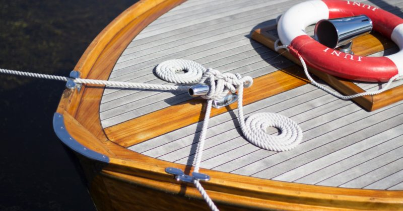Spring Cleaning Your Boat: 5 Essentials