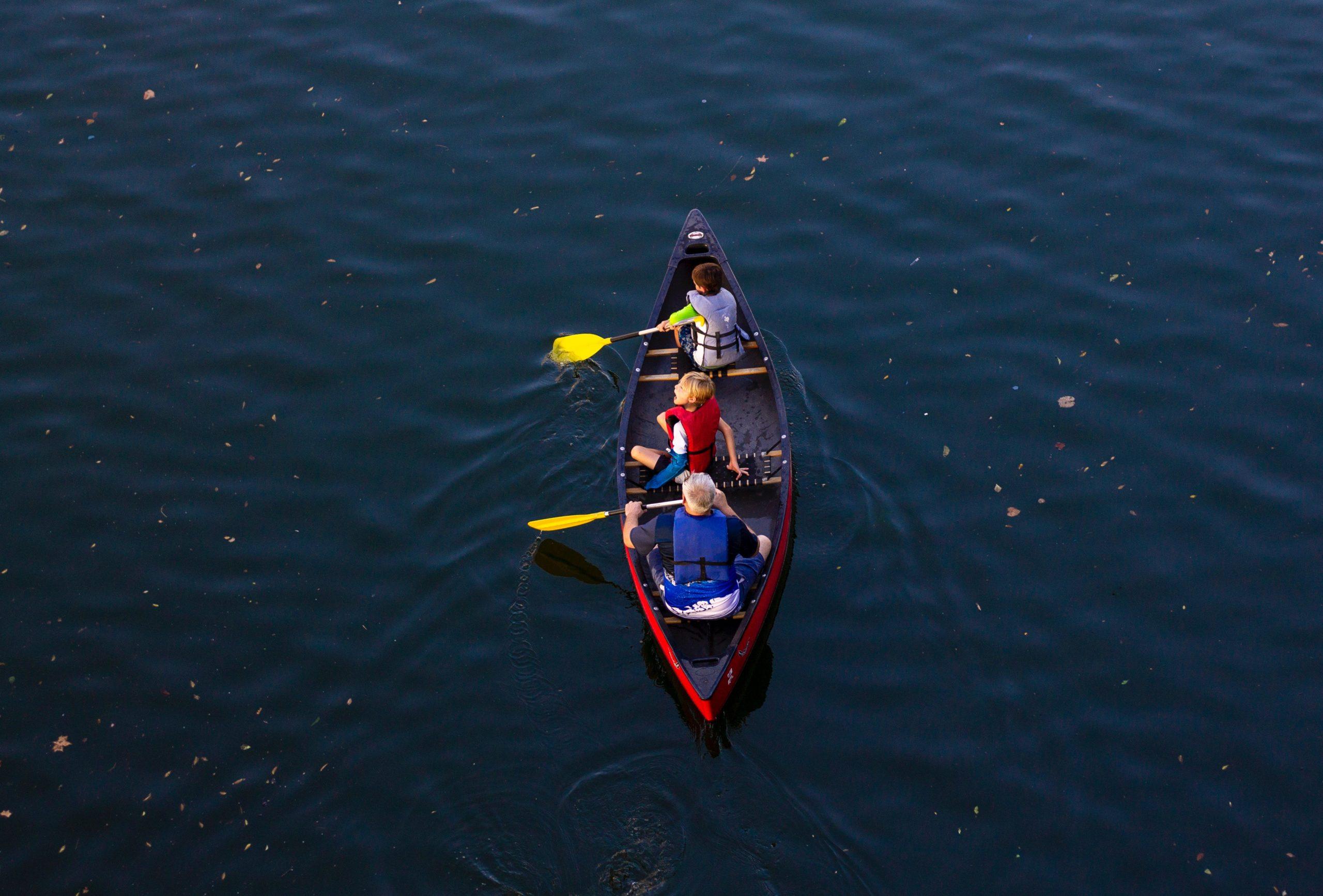 Safe Boating Tips For Kids