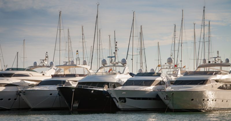 Mega Yacht Show Coming To Miami in February 2022